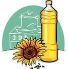 Cooking Oil,Food,Organic,Sunflower,Vegetable,Cooking,Bottle,Harvesting,Ilustration,Healthy Lifestyle,Plastic,Plant,Ripe,Green Color,Season,Illustrations And Vector Art,Freshness,Biological Culture,Cooking,Salad,Food And Drink,Vegetarian Food,Antioxidant,Ingredient,Biology