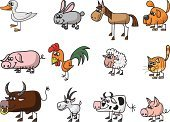 Goat,Cow,Sheep,Farm,Domestic Cat,Horse,Dog,Cartoon,Pig,Bull - Animal,Water Buffalo,Sow,Animal,Duck,African Buffalo,House,Humor,Lamb,Animals And Pets,Joy,Puppy,Cockerel,Pets,Rabbit - Animal,Farm Animals,Kitten,Domestic Animals