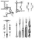Work Tool,Engraved Image,Drill,Drill Bit,Old-fashioned,Retro Revival,Equipment,Antique,Carpentry,Victorian Style,Hand Tool,Machinery,Old,The Past,Machine Part,Manufacturing Equipment,Industrial Equipment,machine tool,Industrial Revolution,Industry,19th Century Style,Obsolete,Industry,Styles,Isolated Objects,Black And White,Image Created 19th Century,Manufacturing,Objects/Equipment,Drilling,Isolated On White,Isolated,History,Drill Attachment,Place of Work