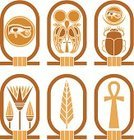 Egypt,Egyptian Culture,Papyrus,Africa,Symbol,Ankh,Scarab Beetle,Art,Indigenous Culture,Human Eye,Beetle,Snake,Icon Set,Design,Cartouche,Insect,Reed - Grass Family,Sun,Decorating,Flower,Drawing - Art Product,Moon,Plant,East,Crescent,Arts And Entertainment,Brown,Feather,Yellow,Ilustration,The Past,Illustrations And Vector Art,Cross Shape,Ornate,Bud,Arts Symbols,Isolated Objects