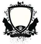 Dog,Silhouette,Sign,Pets,Shielding,Shield,Paw Print,Human Face,Puppy,Paw,Backgrounds,Animal,Vector,Ilustration,Symbol,Black Color,Banner,Print,Staffordshire Bull Terrier,Placard,Bull Terrier,Terrier,Animal Track,Ribbon,Track,Animal Head,Design Element,Young Animal,Cute,Food,Animal Backgrounds,Animals And Pets,Flower,Dogs,Leaf,Material,Blank,Floral Pattern,Text Messaging,Mammal,Domestic Animals