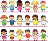 Child,Preschool,Holding Hands,Children Only,Multi-Ethnic Group,Childhood,Cartoon,Holding,Variation,Group Of People,Happiness,Friendship,Cheerful,Drawing - Art Product,Cultures,Unity,Smiling,Small,Teamwork,Ilustration,Humor,Isolated,African Descent,Little Boys,People,Togetherness,Cute,Doodle,People,Vector,Illustrations And Vector Art,Fun,Ethnicity,Pencil Drawing,Caucasian Ethnicity,Design,Vector Cartoons,Love,Joy