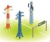 Isometric,Tower,Power Line,Communication,Electricity,Power,Road Sign,Mobile Phone,Communications Tower,Energy,Construction Frame,Computer Network,Power Supply,GSM,Built Structure,Antenna - Aerial,Television Set,High Voltage Sign,Cable,Data,Radar,Station,Aerial View,Satellite Dish,Global Communications,Telephone,Internet,Construction Industry,Information Medium,Sound,Broadcasting,The Media,Radiation,Red,Steel,Air,Metal,Technology,Gsm Tower,wire-frame