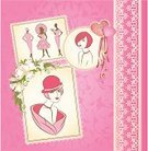 Computer Graphics,People,Elegance,Decor,Romance,Hat,Nature,Pink Color,Pattern,Modern,Old-fashioned,Flower,Silhouette,Decoration,Beauty,Heart Shape,Adult,Ribbon - Sewing Item,Cute,Lace - Textile,Tapestry,Ornate,Illustration,Antique,Beauty In Nature,Women,Vector,Fashion,Doily,Retro Styled,Swirl,Background,Classic,Lily,Design Element
