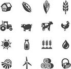 Symbol,Food,Farm,Icon Set,Agriculture,Cow,Sun,Corn,Soybean,Chicken - Bird,Wheat,Water,Milk,Tractor,Corn - Crop,Pig,Vector,Crop,Field,Bale,Basket,Farmer's Market,Market,Harvesting,Hay,Windmill,Black Color,Barn,Plant,Growth,Milk Bottle,Irrigation Equipment,Wind,Horizon,Wind Turbine,Green Pea,Landscaped,Turbine,Simplicity,Rooster,Horizon Over Land,Planting,Cultivated,Food And Drink,Animals And Pets,water drop,Vector Icons,Farm Animals,Illustrations And Vector Art