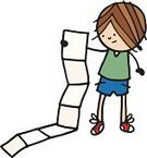 List,Shopping List,Long,Instructions,Cartoon,Paper,Happiness,Cheerful,Paperwork,Men,Little Boys,Looking,Holding,Document,Concepts And Ideas,People,wish list,Illustrations And Vector Art,Standing,Characters,Vector,Teenage Boys,Concepts