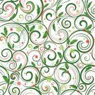 Christmas,Pattern,Holly,Seamless,Swirl,Celebration,Wallpaper,Design,Green Color,Continuity,Wallpaper Pattern,Backgrounds,Ribbon,Season,Repetition,Red,Decoration,Vector,Star Shape,Shiny,No People,Part Of,December,Christmas Decoration,Colors,Computer Graphic,Color Image,Digitally Generated Image,Ilustration,Symbol,Ornate,Design Element