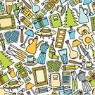 Garage Sale,Group of Objects,Toy,Seamless,Backgrounds,Cartoon,Picture Frame,Robot,Domestic Life,Vector,Wallpaper,Variation,Gift,Doll,Ilustration,Wallpaper Pattern,Office Supply,Coffee Cup,Glass,Multi Colored,Electric Lamp,Christmas Tree,Toy Gun,Hammer,Household Objects/Equipment,Plant,Objects/Equipment,Pencil,Illustrations And Vector Art,Vector Backgrounds,Vector Cartoons