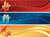 Banner,Christmas,Holiday,New Year's Eve,Red,Christmas Ornament,Candle,Greeting Card,Christmas Card,Blue,Ribbon,Winter,Christmas Decoration,Pattern,Backgrounds,Bow,New Year's Day,Holly,Season,Swirl,Wallpaper,Ilustration,Spotted,Group of Objects,Clip Art,Ornate,Gift Box,Decoration,New Year,Copy Space,Bubble,Set,Halftone Pattern,No People,New Year's,Illustrations And Vector Art,Design,Holidays And Celebrations,Gold Colored,Christmas,Color Image,Vector,Curled Up,Vector Backgrounds