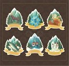 Alaska,Moose,Sled Dog,Salmon,Camping,Fishing Industry,Symbol,Retro Revival,Mountain,Lake,Dog,Insignia,Pine Tree,Log,Fish,Animal,Forget-Me-Not,Label,Landscape,Vector,Nautical Vessel,Forest,Travel,Old-fashioned,Tree,USA,Flower,Ilustration,Ribbon,Axe,Wood - Material,Fir Tree,North America,Wildlife,Single Flower,Sleigh,Isolated,The Americas,Woodland,Snow,Single Object,Ornate,Sled,Physical Geography,Illustrations And Vector Art,Collection,Set,Nature,Travel Locations,Botany,Tourism,Animal Sledding