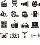 Movie,Movie Theater,Film Industry,Film,Computer Icon,Camera Film,Film Reel,Icon Set,Theatrical Performance,Stage Theater,Hollywood - California,Director's Chair,Red Carpet,Film Slate,Vector,Lighting Equipment,Film Studio,Award,Camera - Photographic Equipment,Film Set,Illuminated,Media Equipment,Ticket,Critic,Black And White,Popcorn,Group of Objects,Beverly Hills - California,Microphone,Set,Drive-in Movie,Star Shape,Audience,Snack,Drink,Movie Rating,Ilustration,3-D Glasses,Black Color,Premiere,Collection,Awards Ceremony,Soda,Digitally Generated Image,rating,Drinking Straw,Tree,White Background,Shadow,Reflection