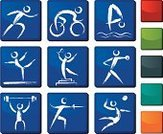 Ancient Olympic Games,Symbol,Sport,Computer Icon,Icon Set,Running,Jogging,Athlete,Exercising,Stick Figure,Track Event,Muscular Build,People,Boxing,Relaxation Exercise,Brush Stroke,Track And Field,Gymnastics,Leisure Games,Weightlifting,Painted Image,Fencing,Cycling,Group of Objects,Winning,Success,Ilustration,Weight Training,Volleyball,Competitive Sport,Trophy,Volleyball - Sport,Diving,Competition,Playing,Sports Training,Activity,Kickboxing,Paintings,Individual Sports,Sports And Fitness,Series,Collection,Sprinting,Pencil Drawing,Sports Symbols/Metaphors,Drawing - Art Product,Holding,Sports Event,Balance,Doodle,Sports Icon,hand drawn