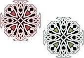 Celtic Style,Celtic Culture,Scottish Culture,Scotland,Coat Of Arms,Pattern,Frame,Irish Culture,Decoration,Symbol,Republic of Ireland,Computer Graphic,Tattoo,Art,Striped,Silhouette,Design,Indigenous Culture,Ornate,flourishes,Ancient,Ilustration,Scroll Shape,Romanesque,Cultures,Isolated,Part Of,Elegance,Retro Revival,Set,Sign,Paranormal,Old-fashioned,Ethnic,Shape,Design Element,Curve,Floral Pattern,Folk Music,Abstract,Vector