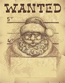 Christmas,Santa Claus,Humor,Wanted Poster,Wild West,Old-fashioned,Bizarre,Poster,Dirty,Old,Beard,Arrest,Paper,Mug Shot,Banner,People,Parchment,Senior Adult,Crime,Placard,Santa Hat,Criminal,Human Face,Men,Front View,Police Line-Up,One Person,Caucasian Ethnicity,Portrait,Facial Hair,Grunge,American Culture,Burnt,Ruler,Brown Paper,The Past,Characters,Staring,old paper,Rough,Vertical,Looking At Camera,Vector,Copy Space,Cheerful,Document,Human Height,eps8,Ilustration,Head And Shoulders,Smiling