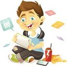 Little Boys,Teenager,Blog,Vector,Cartoon,Computer,Nerd,Teenagers Only,Video Game,Digital Tablet,Playing,Characters,Symbol,Male,Headphones,Lifestyles,Fun,Playful,Computer Icon,Soda,Play,Wireless Technology,Excitement,Ilustration,Communication,Cute,Potato Chip,Cheerful,Electronics,Arts And Entertainment,Technology,Teens,Lifestyle,Leisure Activity,Joy,Unhealthy Eating,Internet