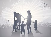 Family,Silhouette,Child,Playing,People,Backgrounds,Playful,Nature,Care,Baby,Protection,Mother,Symbols Of Peace,Happiness,Lifestyles,Creativity,Running,Environment,Baby Girls,Sun,Butterfly - Insect,Women,Group Of People,Togetherness,Joy,Beautiful,Enjoyment,Outdoors,Hope,Teenage Girls,Tranquil Scene,Little Girls,Beauty,Jumping,Inspiration,Mature Adult,Shadow,Grunge,Imagination,Father,Ideas,Sunlight,Childhood,Leisure Activity,Harmony,Female,Copy Space,Concepts,Splattered,Grass,Physical Activity,Mid Adult Women,Motivation,Young Adult