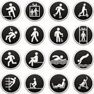 Symbol,Sitting,People,Computer Icon,Picking Up,Steps,Clambering,Moving Down,Pedestrian,Icon Set,Warning Symbol,Roller Skating,Sign,Warning Sign,Push Scooter,No,Danger,Road Sign,Touching,Forbidden,Baby,Heavy,Occupation,Stop Sign,Physical Pressure,Allowed,Censorship,Data,Advice,Industry,alerting,Token,Illustrations And Vector Art,At Attention,Vector Icons,Label,Mode of Transport,Set,Retail/Service Industry,Clip Art