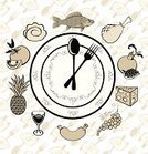 Silverware,Time,Menu,Meat,Cheese,Clock Face,Dumpling,Grape,Pattern,Dining,Wine,Clock,Food,Banner,Abstract,Breakfast,Fruit,Restaurant,Ham,Spoon,Fork,Dinner,Lunch,Plate,Pomegranate,Glass,Food Backgrounds,Food And Drink,Pineapple,Napkin,Carp,Salami,Perch,Towel,Sausage,Wineglass,White,Meat And Alternatives,Brandy,Chicken - Bird,Prepared Fish,Hungry,Circle,Tomato,Table,Brown,Backgrounds,Berry Fruit,Arts Backgrounds,Arts And Entertainment,Decoration,Alcohol