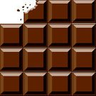 Candy Bar,Chocolate,Missing Bite,Addiction,Ilustration,Food,Sweet Food,Part Of,Brown,Gourmet,Isolated Objects,Food And Drink,Color Image,Refreshment,Close-up