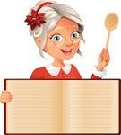 Cooking,Women,Cookbook,Mrs Claus,Baking,Christmas,Wooden Spoon,Book,Backgrounds,Senior Adult,Old,Vector,Cute,Holiday,Holding,Blank,Behind,Modern,People,Open,Happiness,Cheerful,Lifestyles,Characters,Housework,Fantasy,Smiling,Red,Christmas,Baking,Illustrations And Vector Art,Holidays And Celebrations,Food And Drink
