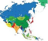 Cartography,Asia,Russia,Indonesia,Malaysia,Philippines,China - East Asia,India,Korea,Politics,Japan,South,Inner Mongolia,Vector,West - Direction,Independent Mongolia,Pacific Ocean,Afghanistan,Pakistan,countries,Earth,Arts Abstract,Arts And Entertainment,East,Travel Backgrounds,Illustrations And Vector Art,North,Backgrounds,Computer Graphic,Equator,continent,Ilustration,Sea,Ideas,Travel Locations,Isolated,Topography,Blue,Vector Backgrounds,Color Image