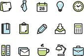 Symbol,Calculator,Computer Icon,Icon Set,Adhesive Note,Office Supply,Office Interior,Editor,Time,Reminder,Letter,Vector,Set,Note Pad,Clipboard,Clock,Tie,Light Bulb,Calendar,Interface Icons,Ring Binder,Place of Work,Paper Clip,Envelope,File,Bookmark,Inbox,Group of Objects,Coffee - Drink,Pencil,Briefcase,E-Mail,Cup,Document,Arrow Symbol
