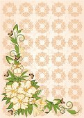 Lace - Textile,Modern,Pattern,Flower,Doily,Computer Graphic,Backgrounds,Tapestry,Beauty And Health,Luxury,Ilustration,Ornate,Old-fashioned,Design Element,Nature,Wallpaper,Decoration,Green Color,Vector Backgrounds,Elegance,Antique,Butterfly - Insect,Textured Effect,Design,Decor,Flowers,Classic,Colors,Beautiful,Illustrations And Vector Art,Wallpaper Pattern,Beauty In Nature,Vector,1940-1980 Retro-Styled Imagery,Retro Revival,Obsolete