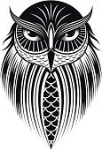 Owl,Bird,Vector,Design,Pattern,Creativity,Abstract,Animal,Ilustration,Decoration,Illustrations And Vector Art,Animals And Pets