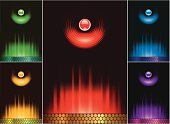 Backgrounds,Red,Black Color,Internet,Menu,Circle,Interface Icons,Push Button,Abstract,Design Element,Light - Natural Phenomenon,Technology,Luxury,Gold,Blue,Green Color,Purple,Reflection,Decoration,Arts And Entertainment,Set,Design,Concepts,Arts Abstract,Symbol,Style,Illustrations And Vector Art,Arts Backgrounds,Vector Backgrounds,Fire - Natural Phenomenon,Part Of,Frame,Art,Gold Colored,Vector,Label