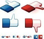 Positive Emotion,Satisfaction,Admiration,Thumb,Aspirations,Symbol,Negative,Disgust,Rudeness,The Media,Thumbs Up,Computer Icon,Icon Set,Politics,Human Hand,Communication,Vector,Thumbs Down,Computer Network,Yes - Single Word,Gossip,No,Global Communications,Isometric,Negative Emotion,Red,Hand Sign,Blue,graphic element,Sign,Vector Icons,White Background,Not Good,Vector Ornaments,Technology Symbols/Metaphors,Ilustration,Illustrations And Vector Art,Isolated,Design Element,Technology,Isolated On White