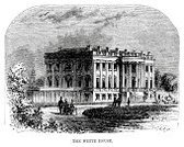 White House,The Past,Urban Scene,Old-fashioned,Old,Victorian Style,Government,Architecture,National Landmark,Mid-Atlantic USA,Built Structure,North America,19th Century Style,Engraved Image,House,Illustrations And Vector Art,Ilustration,Architecture And Buildings,Building Exterior,Eastern USA,Residential Structure,Washington DC,Styles,History,Government Building,Politics,Human Settlement,The Americas,White,Colors,Public Building,Travel Locations,USA,Famous Place,International Landmark,Image Created 19th Century