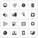 Symbol,Computer,Computer Icon,Computer Mouse,Click,Performance,Icon Set,Computer Part,Network Server,Computer Chip,Computer Network,Disk,update,Meter - Instrument Of Measurement,Cursor,Communication,Vector,CPU,Network Connection Plug,Medical Exam,PC,Gear,Pushing,CD,Computer Key,Mainframe,Pointing,processor,Data,Keypad,Interface Icons,Computer Monitor,DVD,Connection,Computer Peripheral,Hard Drive,Disk Drive,Blu-ray Disc,CD-ROM,Set,Desktop PC,Downloading,Group of Objects
