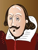 William Shakespeare,Author,Actor,Cartoon,Classroom,Theatrical Performance,Portrait,Writing,Book,Spanish Culture,Literature,Men,Poet,Philosopher,Acting,History,Play,Text,Stage Theater,Fine Art Portrait,Elegance,Bizarre,Fashion,Inventor,prose,Classical Style,Spanish Currency,The Past,Ilustration,Theatre,Playwright,Dress,genus,Arts And Entertainment,literary,Style,Romance,Season,Vector
