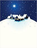 Village,Christmas,Town,Snow,Winter,Backgrounds,City,New Year's Eve,Blue,Tree,Holiday,Ilustration,Night,Vector,Symbol,Magic,Star - Space,Urban Skyline,Snowing,Holiday Backgrounds,Snowflake,December,Christmas,Star Shape,Holidays And Celebrations,New Year's,New Year