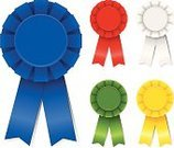 Award Ribbon,Award,Winning,Success,Medal,First Place,Symbol,Vector,Seal - Animal,Red,Competition,Blue,Achievement,Yellow,Green Color,White,Second Place,Third Place,Ilustration,Isolated,The Olympic Games,Blank,Design Element,Shiny,Competition,Success,Design,Illustrations And Vector Art,Copy Space,Vector Ornaments,Concepts And Ideas,Sports And Fitness