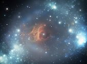 Supernova,Three Dimensional,Space,Transparent,Deep,Abstract,Black Color,Shape,Star - Space,Nebula,Motion,Computer Graphic,Astronomy,Ilustration,Complexity,Backgrounds,Energy