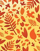 Autumn,Falling,Leaf,Pattern,Backgrounds,foliagé,Vector,Design,Nature,Variation,Arrangement,Orange Color,Directly Above,Nature,Plants,Red,Season,Time,Concepts And Ideas,Fall,Large Group of Objects,Ilustration,Print,Yellow