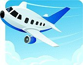 Airplane,Cartoon,Commercial Airplane,Air Vehicle,Sky,Vector,Cloud - Sky,Private Airplane,Cloudscape,Jet - Band,Flying,Travel Destinations,Travel,People Traveling,Ilustration,Cute,Freight Transportation,Journey,Blue,Tourism,Vacations,Air,Transportation,Mode of Transport,Travel Locations,Air Travel,Illustrations And Vector Art,Vector Cartoons,Transportation,Air Bus