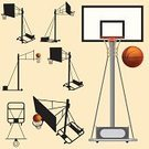 Basketball - Sport,Basketball,Basketball Hoop,Silhouette,Net - Sports Equipment,Sport,Ilustration,Dribbling,Vector,Sphere,Ball,Jumping,Playing,Hobbies,Training Class,Winning,Actions,Leisure Games,Sports League,The Human Body,Back Lit,Action,Defending,Blocking,Sports Uniform,Shirt,Sports Training,Slam Dunk,Sports And Fitness,Back Board,Sports Activity,Sports Team,Objects/Equipment,Team,Success,Team Sports