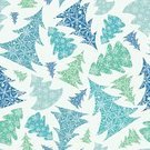 Christmas,Pattern,Seamless,New Year's Eve,New Year's Day,Tree,Winter,Holiday,Repetition,Snowflake,Backgrounds,Silhouette,Snow,Line Art,Doodle,Outline,Wallpaper Pattern,Blue,Green Color,New Year,Season,Vector,Design,Celebration,Christmass Tree,Plant,Vector Backgrounds,Pine Tree,Holiday Backgrounds,Symbol,Design Element,Ornate,Frost,Illustrations And Vector Art,Holidays And Celebrations,Star Shape,Clip Art,Intricacy,Nature,Drawing - Art Product,Christmas,Ilustration
