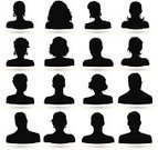Silhouette,Symbol,People,Human Head,Women,Avatar,Computer Icon,Profile View,Icon Set,Human Face,Men,Female,Male,Business,Teenage Girls,Group Of People,Teacher,Vector,Occupation,Black Color,Fashion Model,Education,Businessman,Isolated,Internet,Global Communications,Characters,White Background,Fashion,Hairstyle,Interface Icons,Receptionist,Curly Hair,Secretary,Long Hair,Ilustration,Short Hair,People,Isolated Objects,Design Element,Illustrations And Vector Art