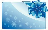 Gift Certificate,Coupon,Gift Card,Gift,Sale,Gift Tag,Greeting Card,Holiday,Christmas Present,Bow,Blue,Ribbon,Label,Vector,Blank,Ilustration,White Background,Isolated On White,Shiny,New Year Present,Clipping Path,Holidays And Celebrations,Isolated Objects,Single Object,Illustrations And Vector Art,Plastic,Celebration