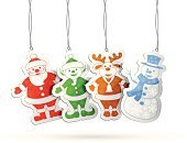 Christmas,Elf,Christmas Ornament,Snowman,Green Color,Santa Claus,Blue,Sale,Reindeer,Label,Symbol,Snowflake,Design Element,Icon Set,Design,Paper,Rudolph The Red-nosed Reindeer,Christmas Decoration,Shadow,Ilustration,Retail,Luggage Tag,Price,Holiday,Shopping Tag,Set,Christmas Tag,Brown,Vector,Multi Colored,Red