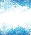 Frame,Winter,Christmas,Abstract,Backgrounds,Cold - Termperature,Grunge,Snowflake,Blue,Colored Background,Snow,Vector,Frozen,Celebration,Vibrant Color,December,Vector Backgrounds,Symmetry,Frost,Design Element,Pattern,Illustrations And Vector Art,Brightly Lit,No People,Bright,Season,White,Copy Space,Textured Effect,Shiny