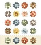 Symbol,Badge,Computer Icon,Icon Set,Retro Revival,Cloud - Sky,Technology,Trust,Letterpress,Network Server,ict,Security,Cloud Computing,Network Security,Firewall,backup,Computer,Administrator,png,Network Connection Plug,Interface Icons,user,Downloading,Laptop,Connection,Locking,Ilustration,Computer Monitor,upload,1950s Style,Sign,Speedometer,Password,Vector,Isolated,Exchanging,Computer Network,PC,Transfer Rate,Set,data transfer,Activity Monitor