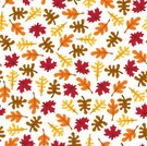 Thanksgiving,Autumn,Oak Leaf,Pattern,Seamless,Backgrounds,Leaf,Maple Leaf,Nature