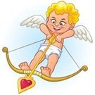 Cupid,Matchmaker,Angel,Mischief,Artificial Wing,Vector,Cherub,Archery,Bow,Feather,Heart Shape,Cute,Flying,Baby,Arrow,Humor,Smiling,Illustrations And Vector Art,Shooting,Happiness,Laughing,Cheerful,Holidays And Celebrations,Character Traits,Little Boys,Valentine's Day,Arrowhead,Dating,Ilustration,Valentine's Day - Holiday,Diaper,Child,Curly Hair,Vector Cartoons,Concepts And Ideas,Love,Creativity,Aiming,Blond Hair,Cartoon,Characters