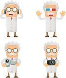 Scientist,Professor,Inventor,Doctor,Photographer,Men,Science,Computer,Senior Adult,Futuristic,High-definition Television,Ilustration,Tie,Party - Social Event,Laboratory,Equipment,Headphones,Vector Backgrounds,Playing,Illustrations And Vector Art,Scientific Experiment,Science Backgrounds,Sound,MP3 Player,Medicine And Science,Discovery,Technology,Videographer,Coat