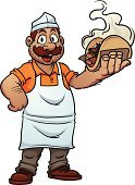 Kebab,Taco,Chef,Shawarma,Gyros,Men,Middle Eastern Ethnicity,Greek Culture,Sales Occupation,Characters,Vector,Mexican Culture,Mexican Ethnicity,Cheerful,Happiness,Food,Egyptian Culture,Occupation,Cartoon,Isolated On White,Heat - Temperature,Middle Eastern Culture,Illustrations And Vector Art,Isolated,Color Gradient,Vector Cartoons,Standing,People
