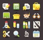 Podium,Education,School Building,Ruler,Work Tool,Science,Icon Set,Research,People,Pen,Blackboard,Fun,Paper,Microscope,Success,Solution,Student,Colors,Calendar,Eyeglasses,Document,Triangle,Magnifying Glass,Internet Icon,Design Element,Vector Icons,Concepts And Ideas,University,Ilustration,Wisdom,Searching,Vector,Calculating,Expertise,Learning,Teaching,White,Book,Bag,Graduation,Mortar Board,Studying,Illustrations And Vector Art,Library,stationer,Collection,Scissors,Award,Vector Cartoons